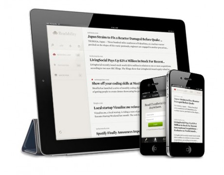 Readability for iPhone
