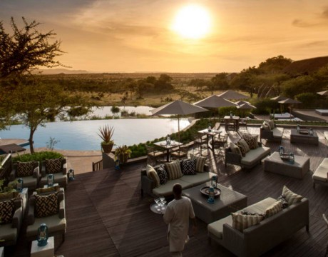 Das Bilila Lodge in Afrika